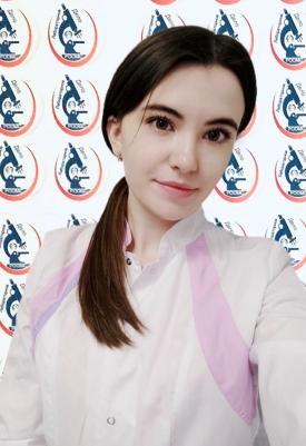 Зарали Валерия Владимировна