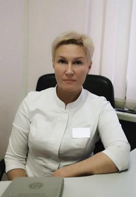 Зарубина Наталия Юрьевна