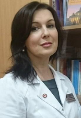 Зиновьева Елена Анатольевна