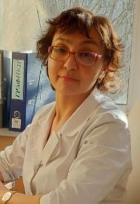 Захарова Гюзель Исламгуловна